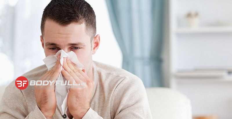 5 علت ضعف سیستم ایمنی بدن و راه حل آن