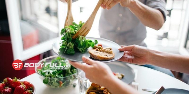آشنایی با ده روش برای هضم بهتر غذا