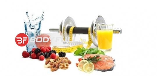 اهمیت تغذیه در ورزشکاران پرورش اندام