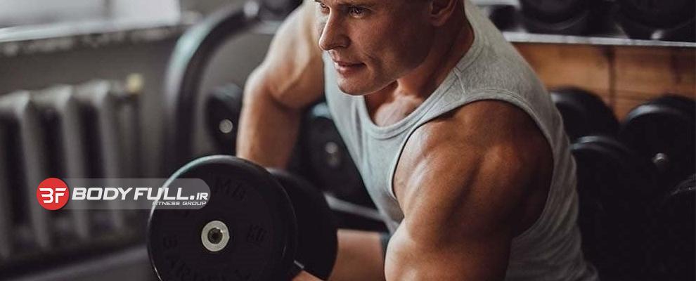 تمریناتی با برنامه برای بدنسازان