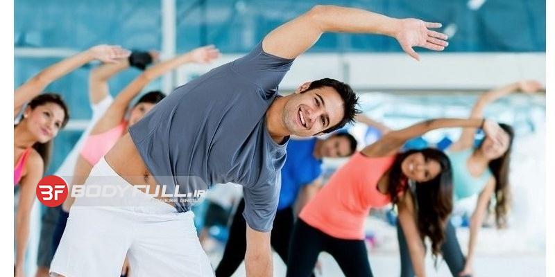 تمرینات ورزشی مفید برای سلامتی و کاهش وزن
