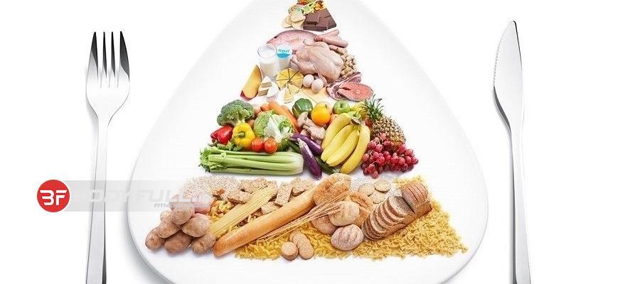 رژیم غذایی برای یک هفته
