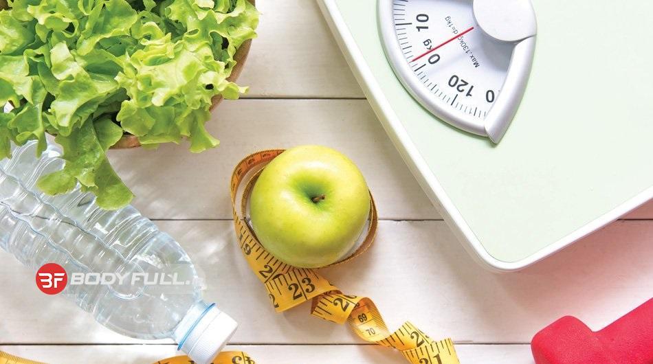 لاغری، رژیم غذایی و متابولیسم