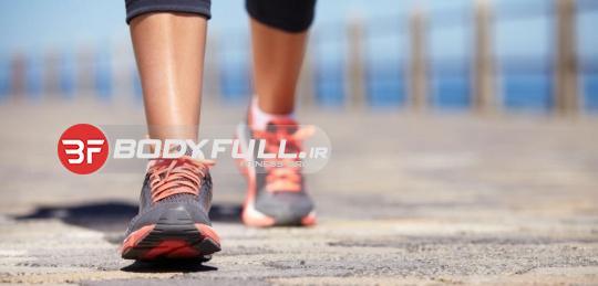 مناسب ترین زمان برای پیاده روی