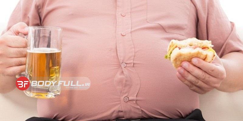 نکاتی برای جلوگیری از اضافه وزن در تعطیلات