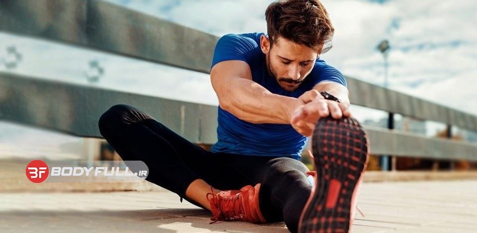 چند حرکت نرمشی قدرتی برای ورزش درمنزل و پارک