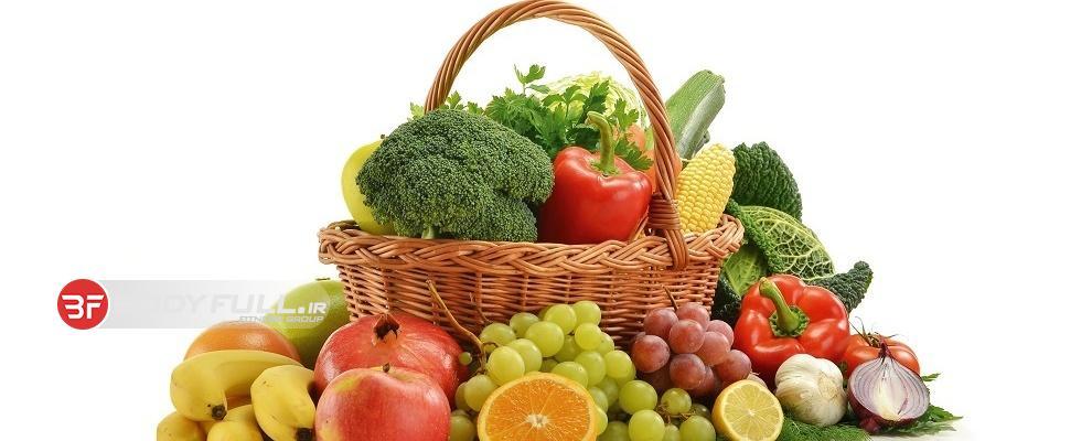 کم مصرف کردن میوه بیماری قلبی وسکته
