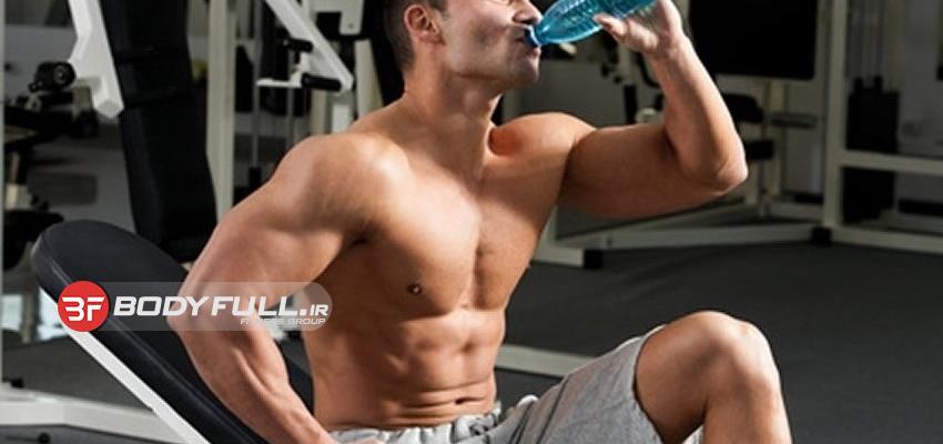 تغذیه اصل بدنسازی بعداز تمرین