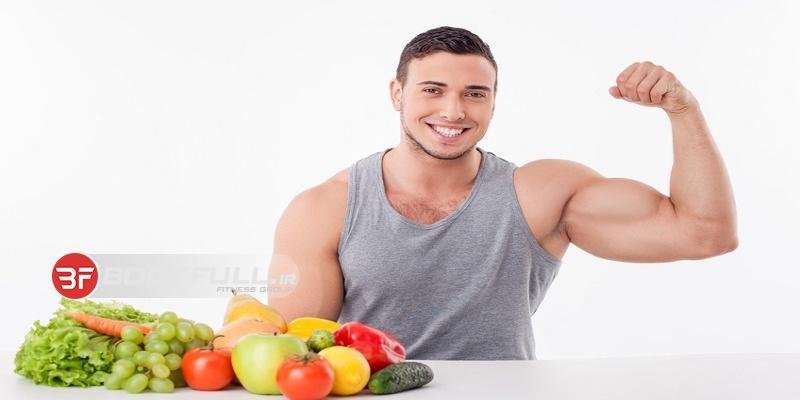 دلایل تفاوت رژیم غذایی ورزشکاران با افراد عادی