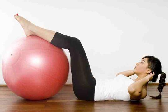 آزمایشات قدرت عضله عرضی شکم