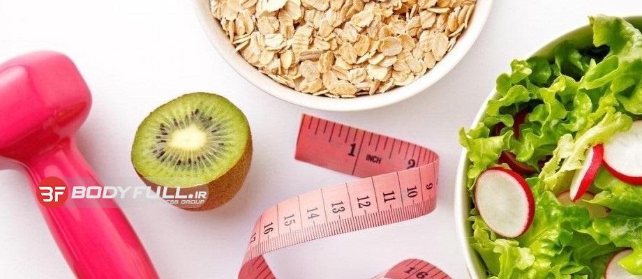 غذاهای کم کالری و پرکالری