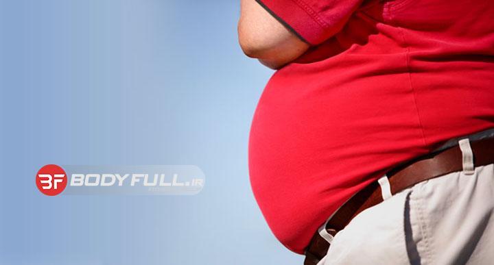 چاقی مشکل امروزه بشر
