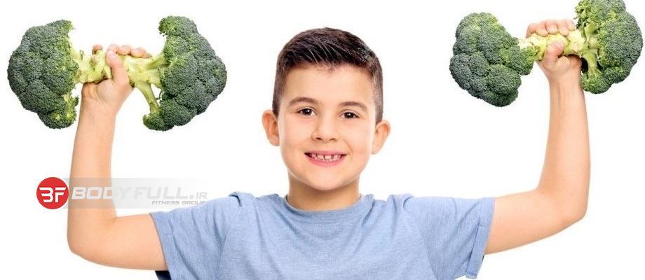 کودکان ورزشکار چگونه تغذیه کنند؟