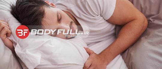 برای تمرین بدنسازی استراحت خود را کامل کنید!
