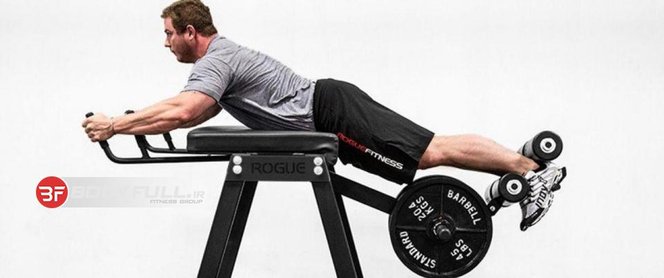 تقویت عضلات پشت ران