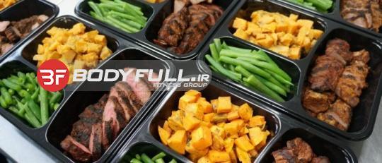 توصیه های غذایی برای ورزشکاران