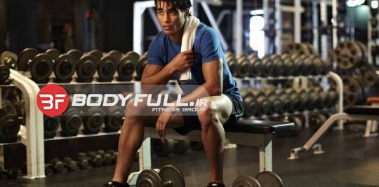 تکمیل ریکاوری لازمه رشد عضلانی