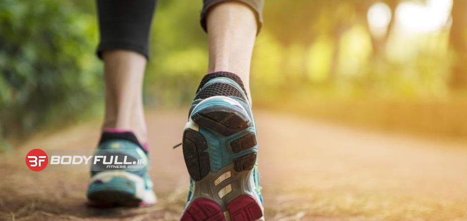پیاده روی بهترین، آسان ترین و ارزان ترین ورزش برای سلامتی، نشاط و تناسب اندام