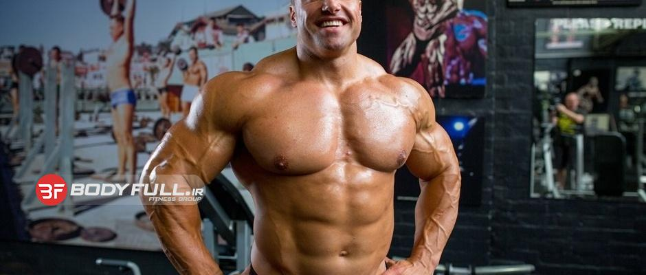 دم کردن و انقباض بیشتر عضلات