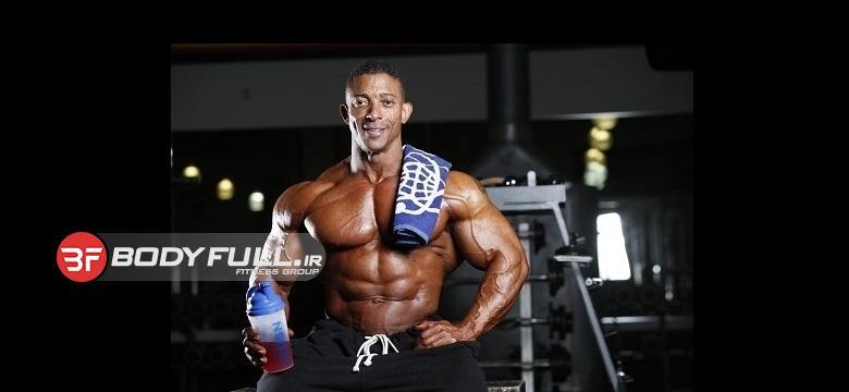 آلوز و تمرین عضلات سینه
