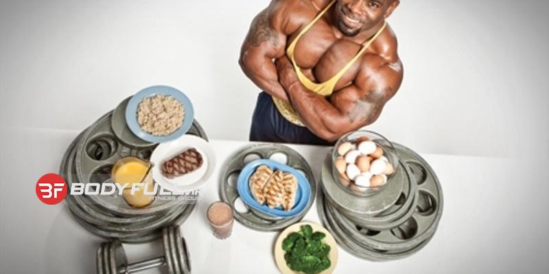 تغذیه قدرتی با جانی جکسون