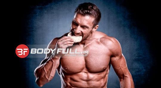 غذای مغز ، سوخت عضله