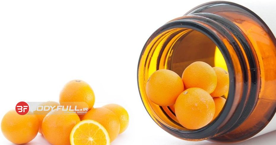 آشنایی با ویتامین C