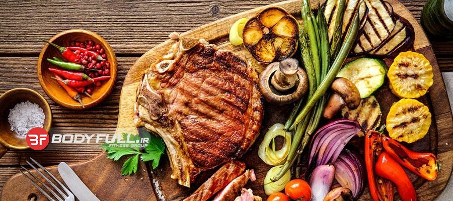 غذاهای سالم که ناسالم می شوند
