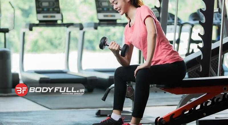 آیا بانوان هم باید تمرین با وزنه داشته باشند؟
