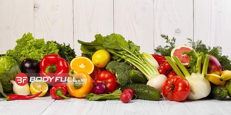 لاغری سریع با تغذیه طبیعی