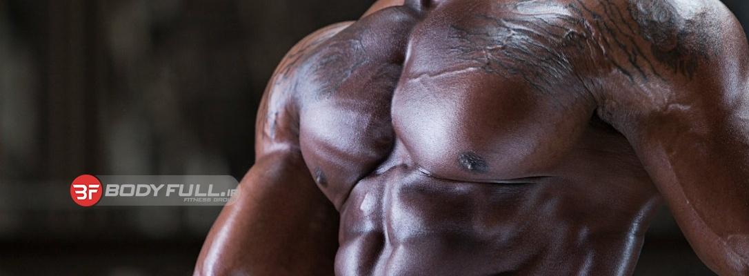 چگونه رگ های روی عضلات را پدیدار کنیم ؟