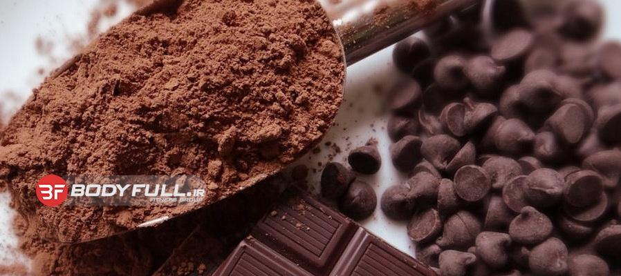 کاکائو و افزایش سطح NO