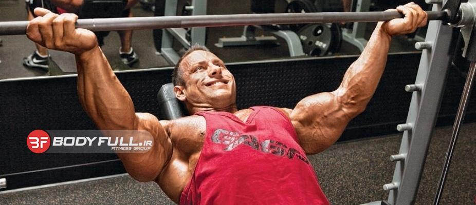 با تغییر اهرم عضله را شوک دهید