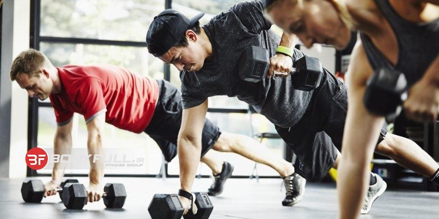 چند نکته ی اساسی برای افزایش روحیه و انگیزه در ورزش بدنسازی
