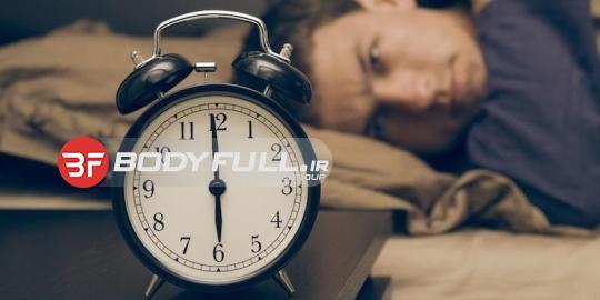 چرا خوابم نمی بره ؟