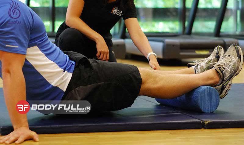 حرکات اصلاحی برای اعضای نامتقارن بدن(1)