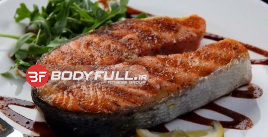 ماهی به عضله و سلامت شما می اندیشد!