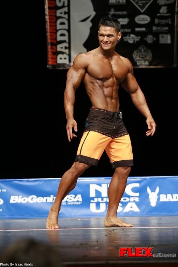 نتایج مسابقات المپیای فیزیک مردان 2015