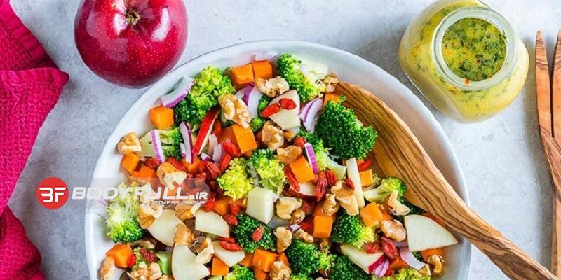 سالم ترین رژیم های غذایی دنیا