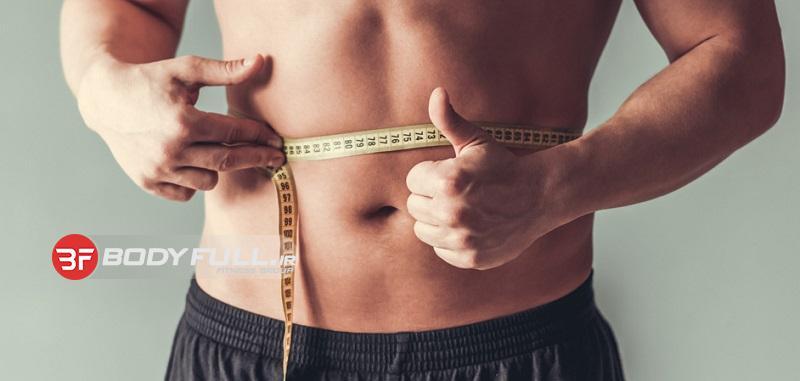 برای چربی سوزی کالری را ناگهانی کاهش ندهید.