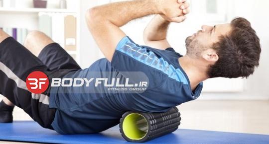 فوم رولر ، بهترین وسیله ورزشی که احتمالا استفاده نمی کنید!