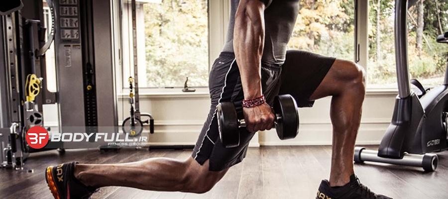 تمرین کردن برای به حداکثر رساندن فیبرهای عضلانی