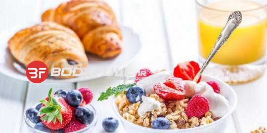 صبحانه و فیتنس