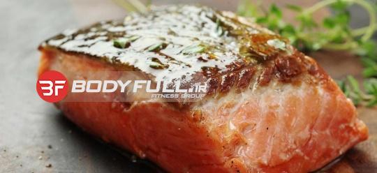 منبع انرژی تناسب اندام ماهی