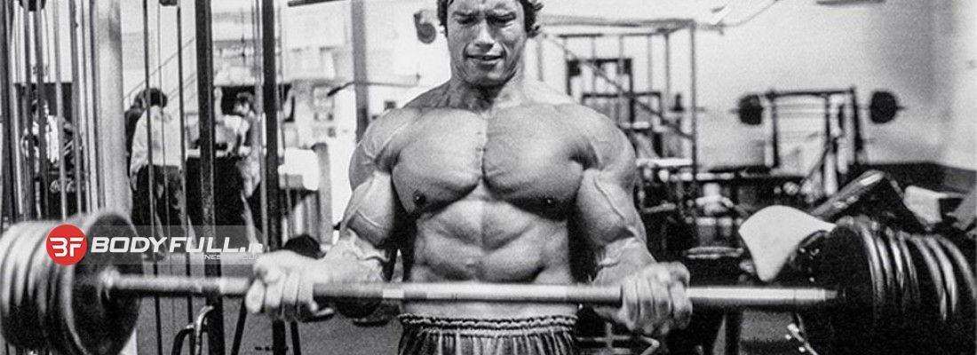 تمرینات شانه و پرس آرنولد