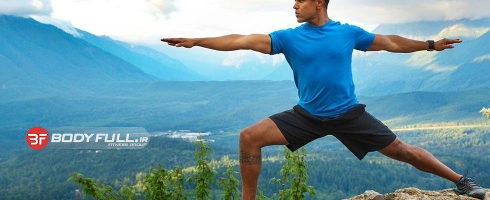 افزایش قدرت مغز از طریق ورزش یوگا