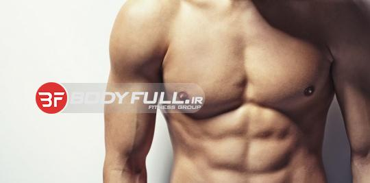 عضلات سیکس پک از زبان کریستیانو رونالدو