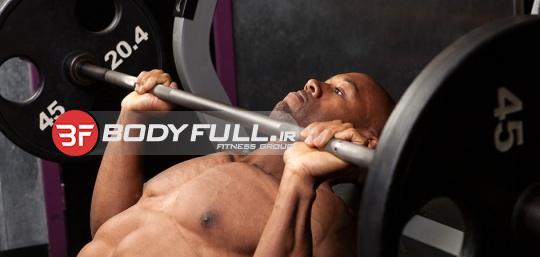 تمرینات فوق العاده برای بالا سینه ضعیف