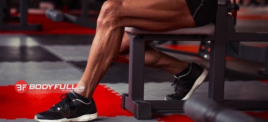 مقایسه دو حرکت عضله ساز در تمرین پا