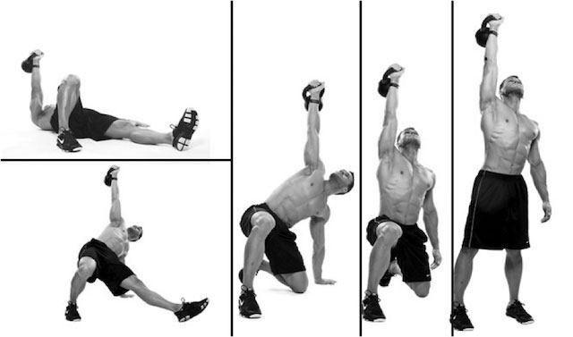 16 حرکت موثرتر از دراز نشست